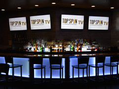 TopSpin's Coloring Changing Bartop & TVs