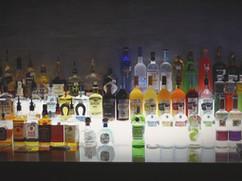 Fully Lit Bar