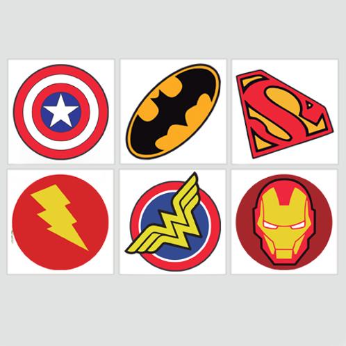 Super-Heróis l