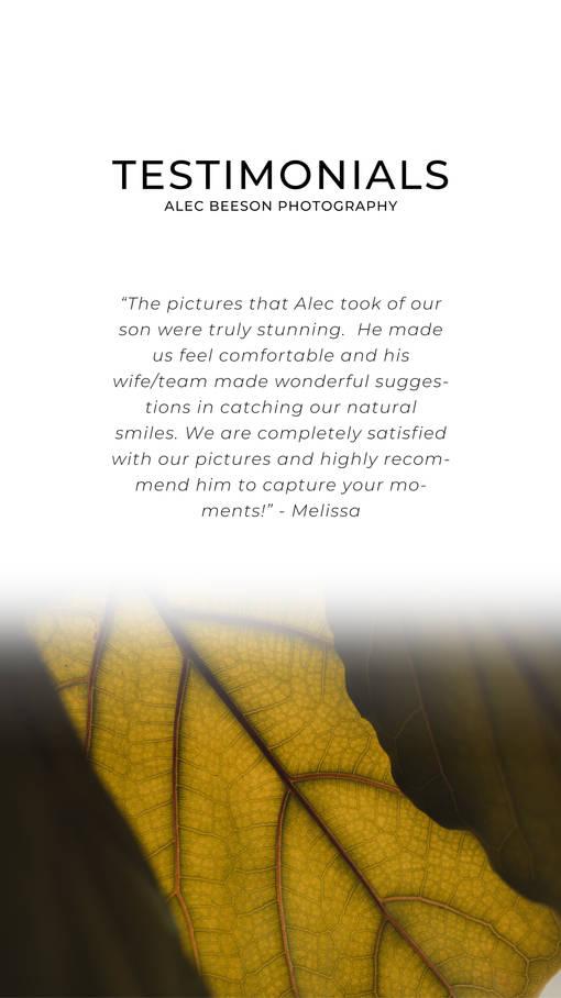 Testimonial - Melissa Loudamy (Newborn,