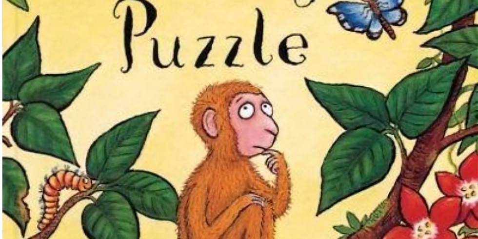 Creative Storytelling for Kids 3-7yrs - Monkey Puzzle