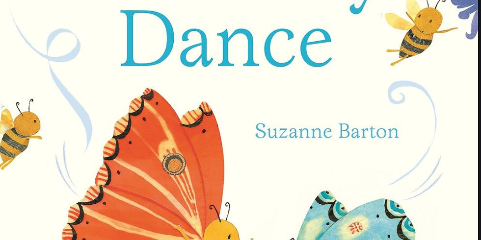 Creative Storytelling for Kids 3-7yrs - The Butterfly Dance