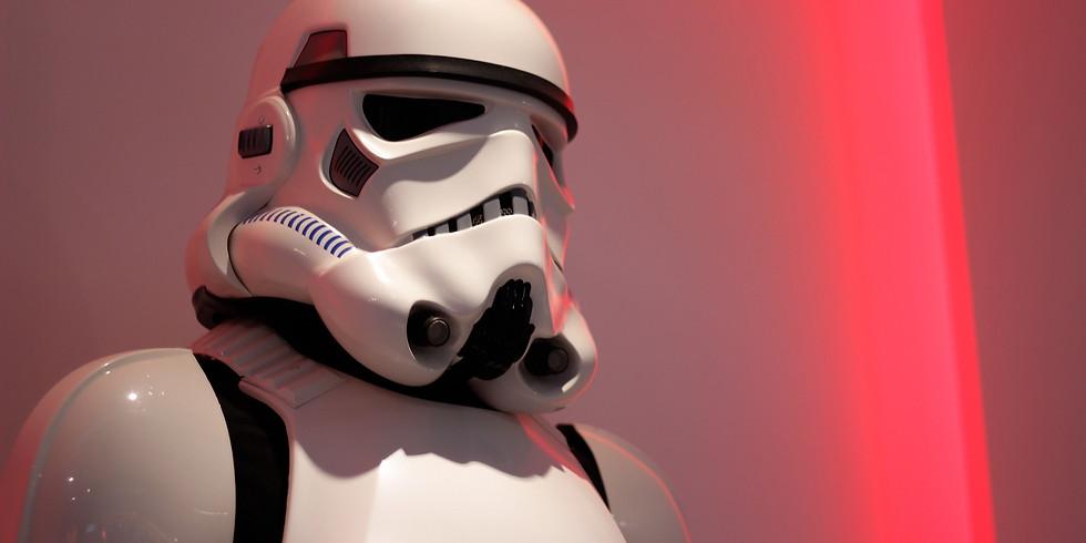 Half-Day Activities for Kids 3-7yrs - Star Wars
