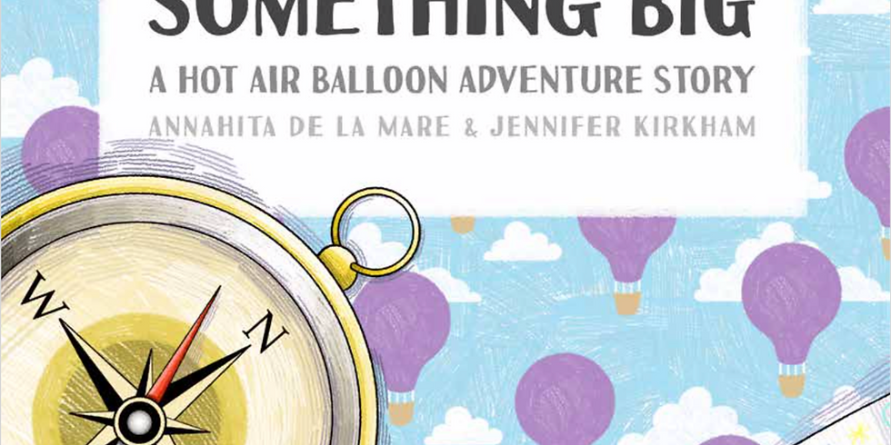 Zürich - Creative storytelling for kids 3-7yrs - Author's Event