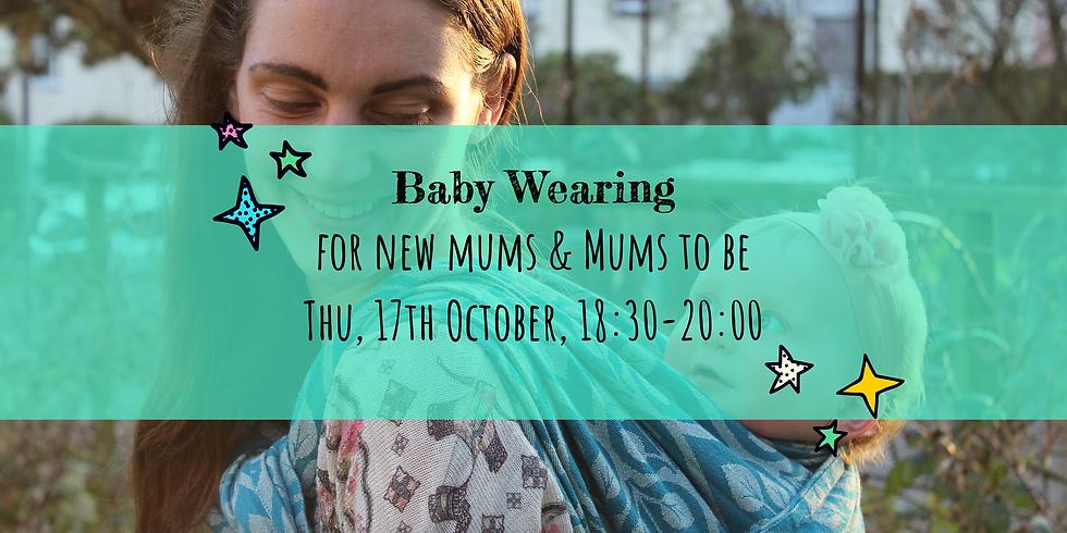 Baby Wearing Workshop