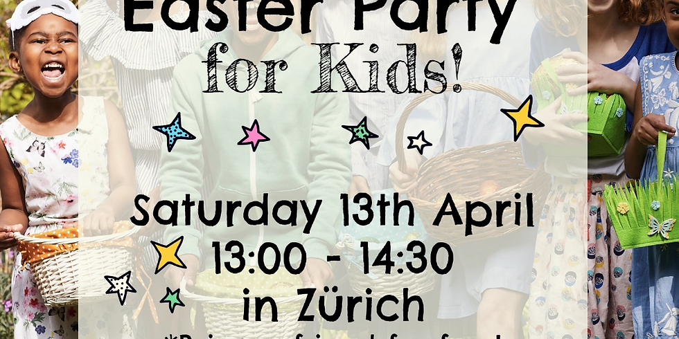 BOOKED OUT Easter Party