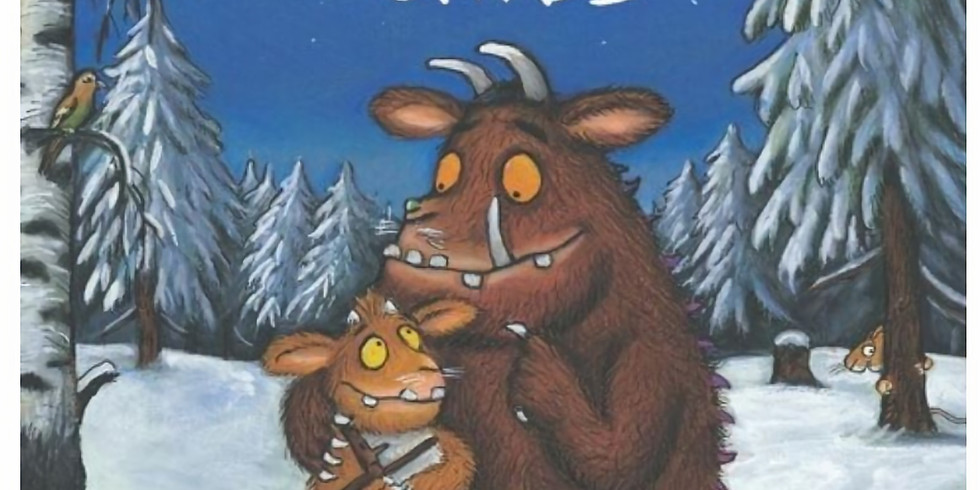 Creative Storytelling for Kids 3-7yrs - The Gruffalo's Child