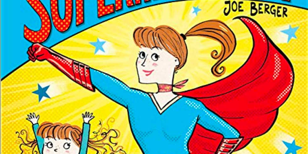 Zürich - Creative storytelling for kids 3-7yrs - Mothers Day Special: Superhero Mum!