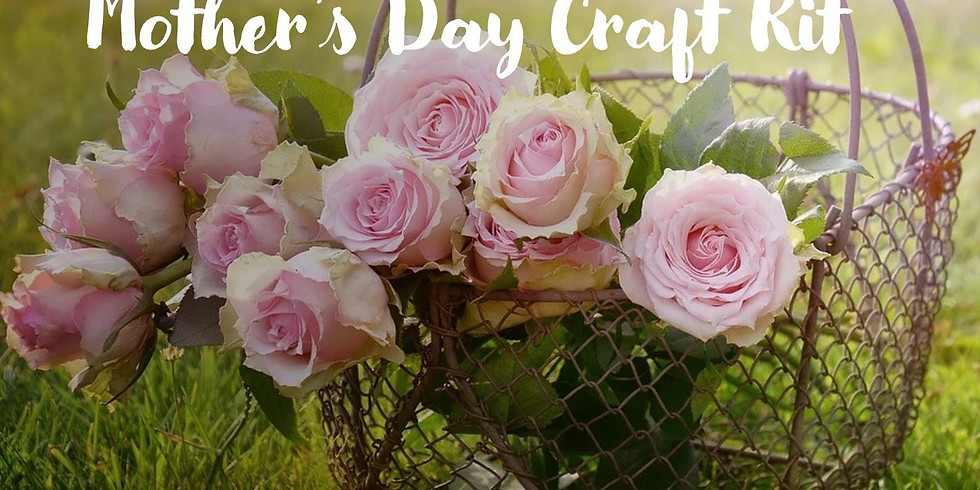 Mother's Day Package: 4 cool Crafts!