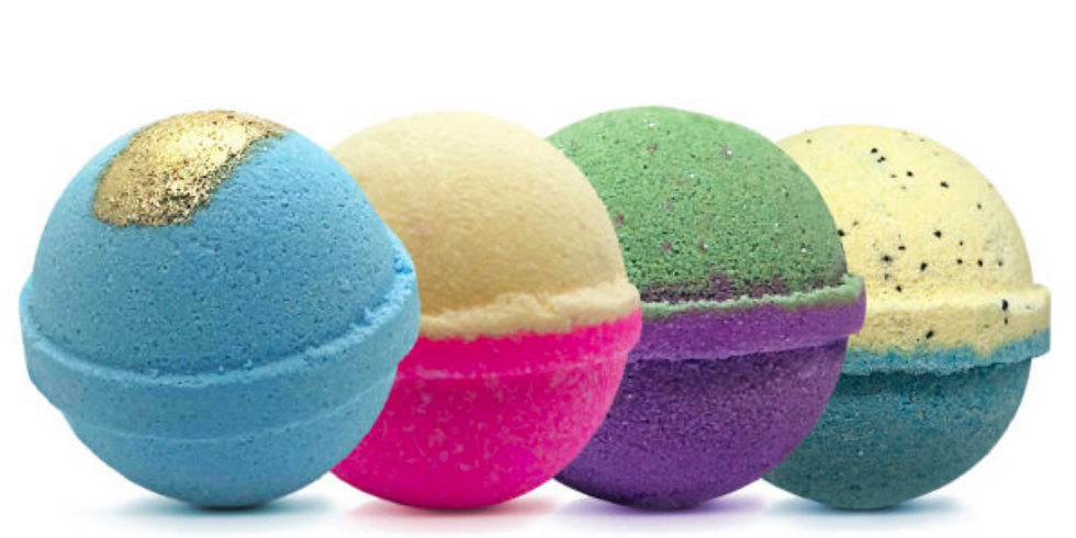Bath BOMBS! with Spark Science for kids 6+yrs
