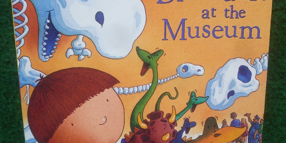 Creative Storytelling for Kids 3-7yrs - Harry and the Dinosaurs at the Museum