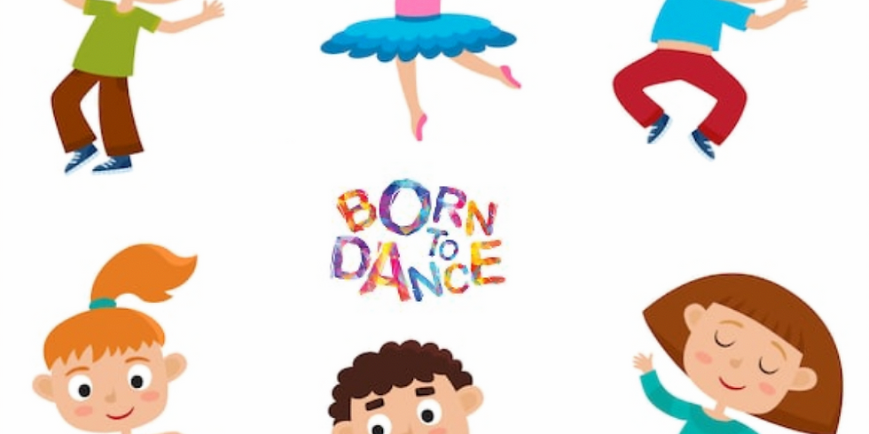Mummy&Me Dance Workshop 0-3 || Tell a story with your body and bond with your child
