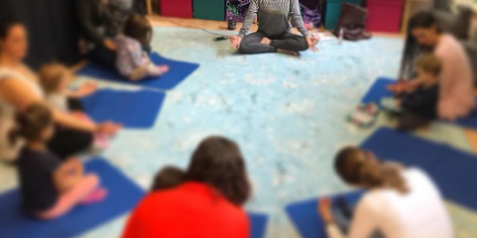 Yoga for Kids 2-6yrs