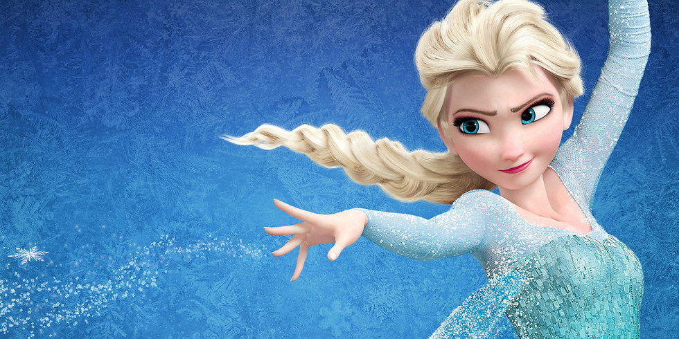 BOOKED OUT! Frozen Party for Kids 3-7yrs