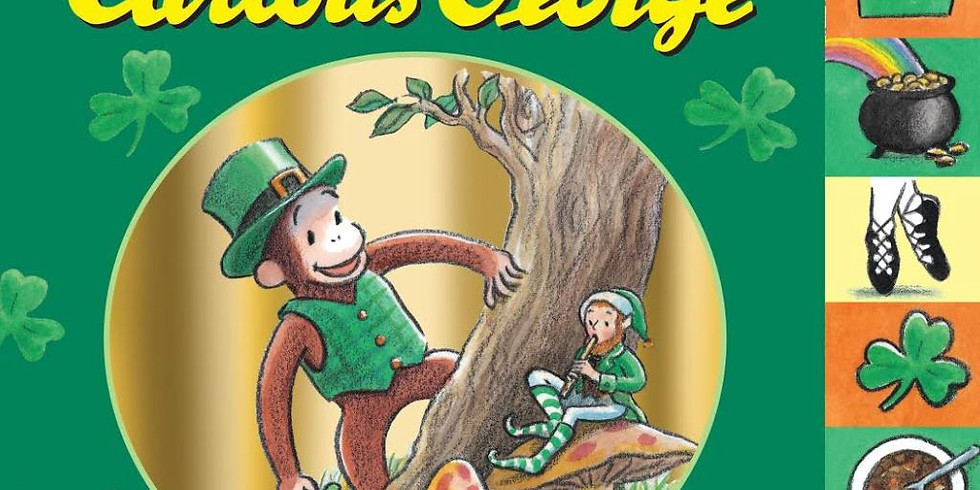 Creative Storytelling for Kids 3-7yrs - Happy St Patrick's Day!