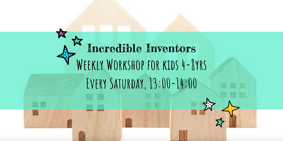 Incredible Inventors for Kids 4-8yrs - Floating Parachutes
