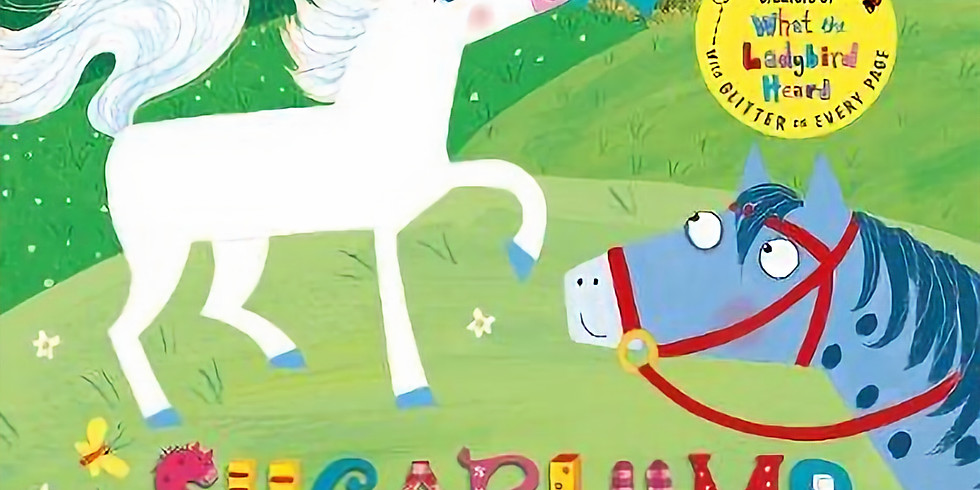 Zürich - Creative storytelling for kids 3-7yrs - Sugarlump and the Unicorn