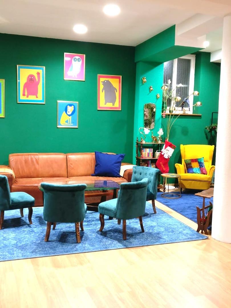 Kids Cafe in Zurich
