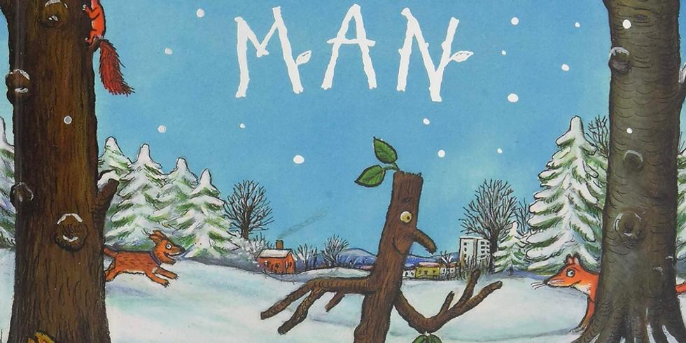 Zurich - Creative Storytelling for Kids 3-7yrs - Stick Man