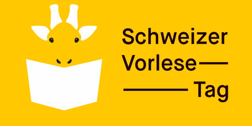 Swiss Read Aloud Day 3pm