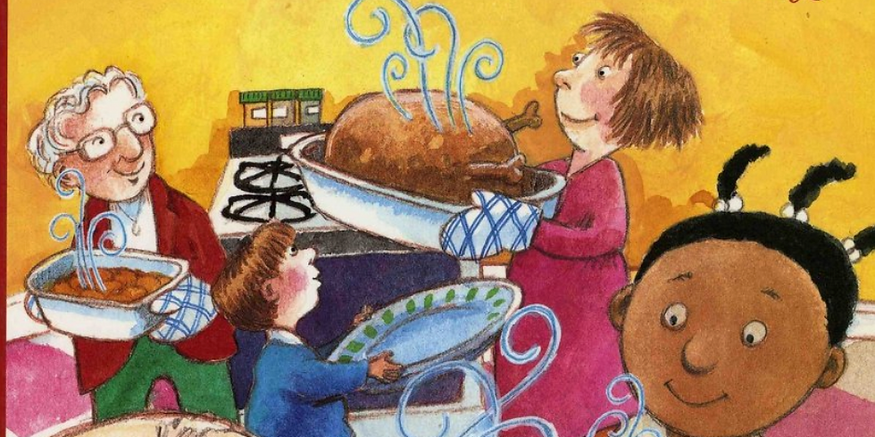 Zurich - Creative Storytelling for Kids 3-7yrs - This is the Turkey