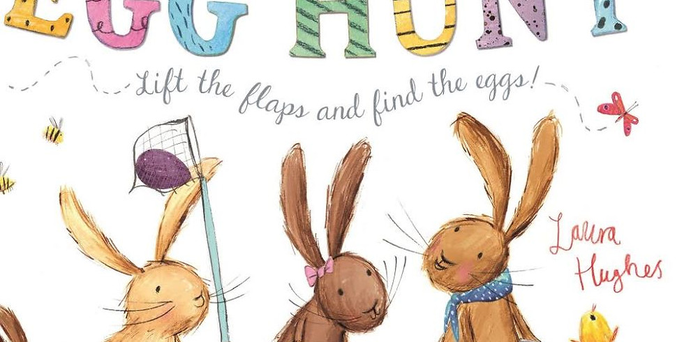 Creative Storytelling for Kids 3-7yrs - We're Going on an Egg Hunt