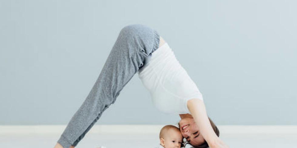 Mums & Bubs Yoga (0-12m)