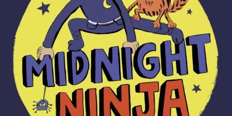 Creative Storytelling for Kids 3-7yrs - Midnight Ninja