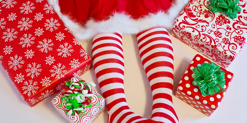BOOKED OUT! Christmas Party for Kids 3-7yrs