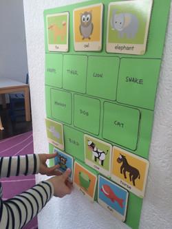 Englisch für Kinder in Uster