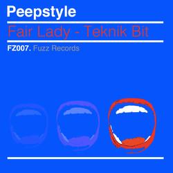 FZ007 - Peepstyle - Fair Lady Teknik Bit