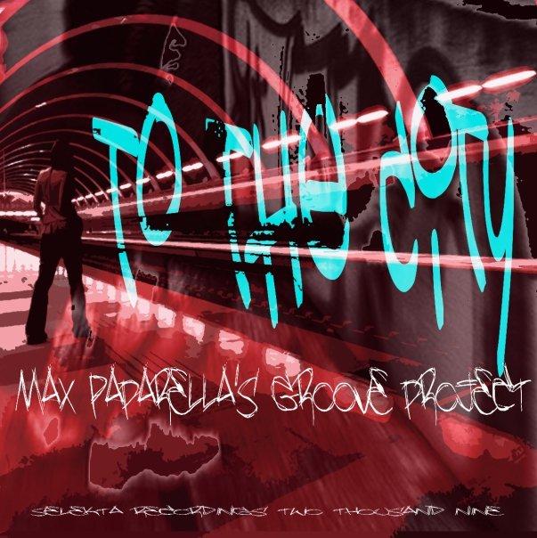 Max Paparella - Groove Project Vol.2