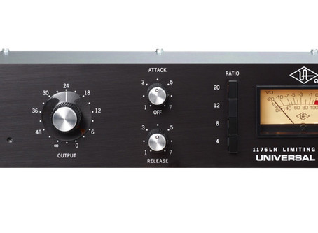 Il compressore FET, non solo pumping musicale.