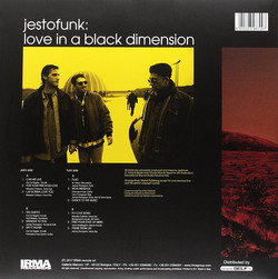 Jestofunk ‎– Love In A Black Dimension (