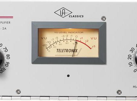 Il compressore Opto (Ottico), caldo e musicale.