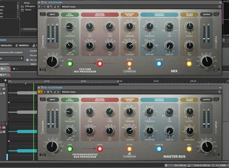 Acustica Audio Celestial : Il processore dal calore analogico per il Mix Buss e non solo.