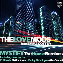 The Love Mods & Emma Cotter - Mistify (D