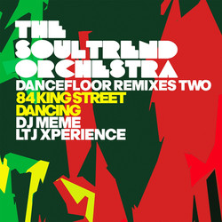 The Soultrend Orchestra - Dancefloor Rem