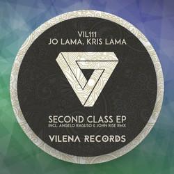 Jo Lama, Kris Lama - Second Class