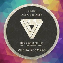 Alex B - Discordant Ep