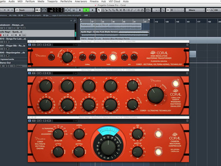 Acustica Audio Coral : A great way to achieve pro-sounding and polished mixes