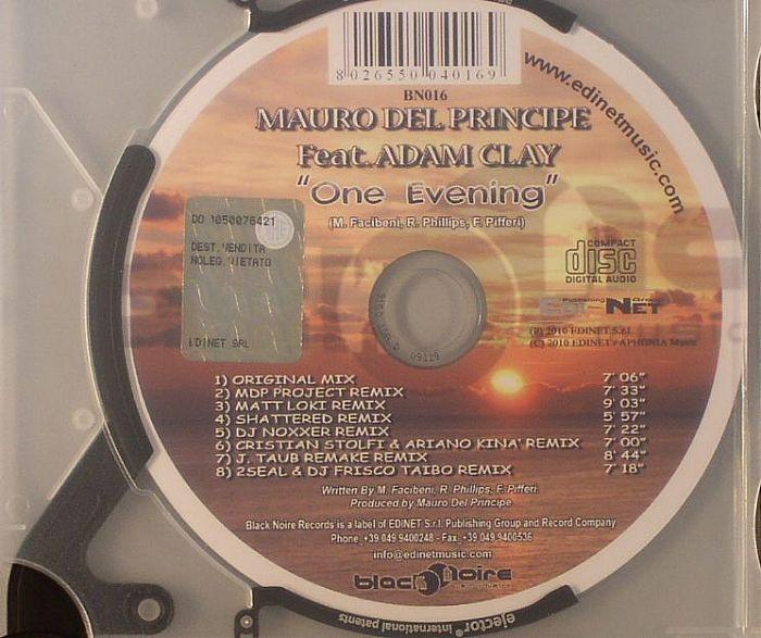 Mauro Del Principe feat