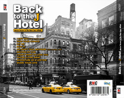 Aaron Tesser - Back To The J Hotel