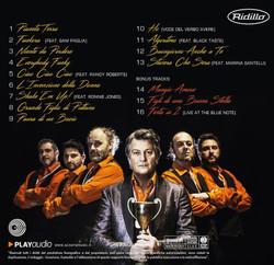 Ridillo - Pronti Funky Via (back)