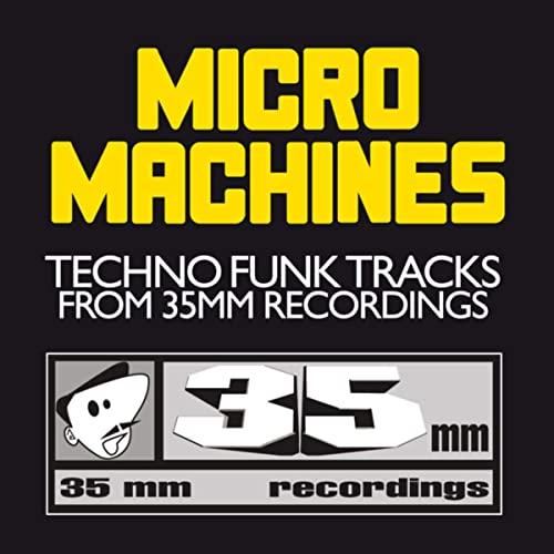 Micro Machines (Techno Funk Tracks from