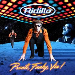Ridillo - Pronti Funky Via (front)