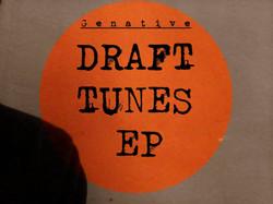 Genative - Draft Tunes EP Front