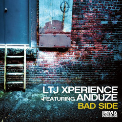 ​LTJ feat. Anduze - Badside (artwork)