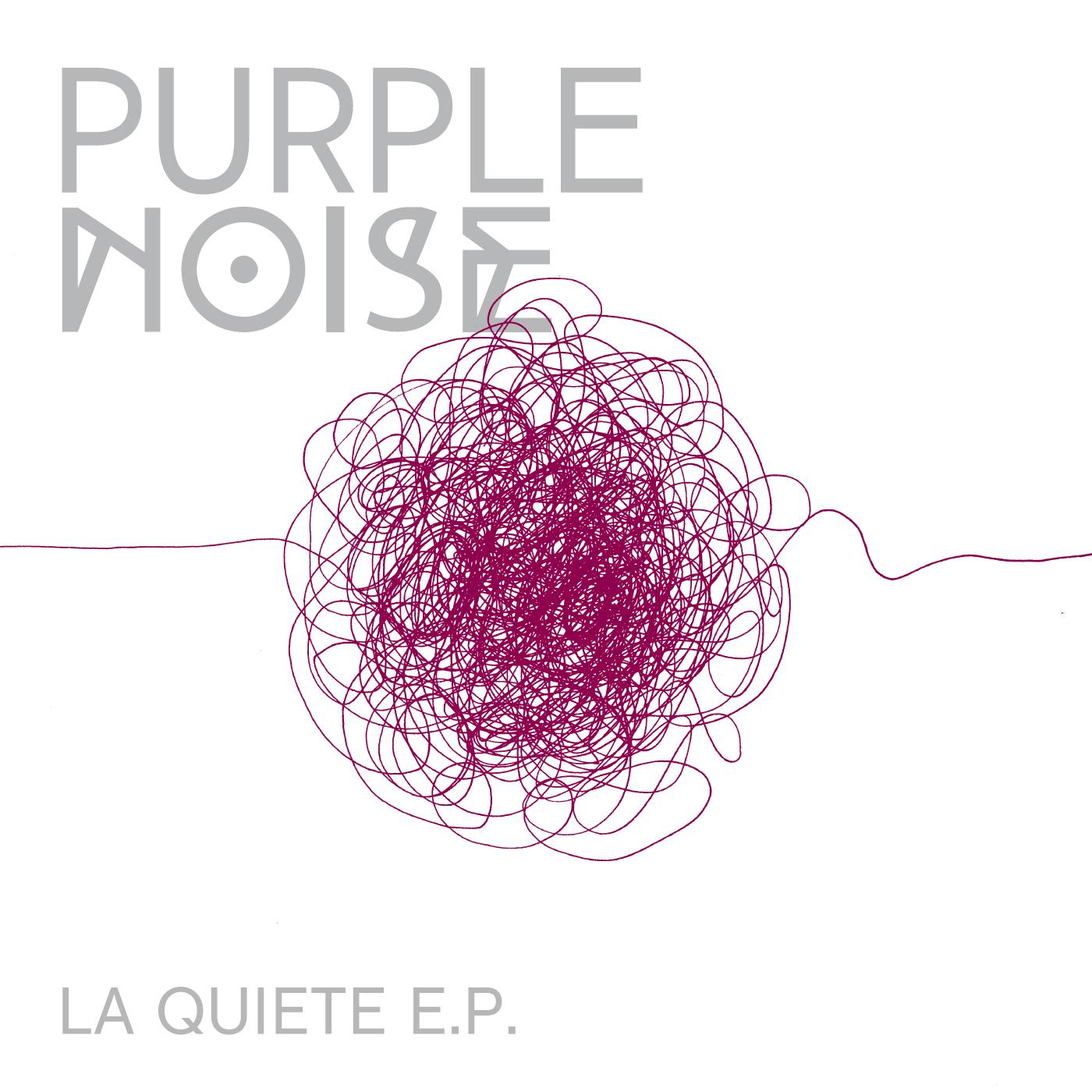 purple noise_cover iTunes