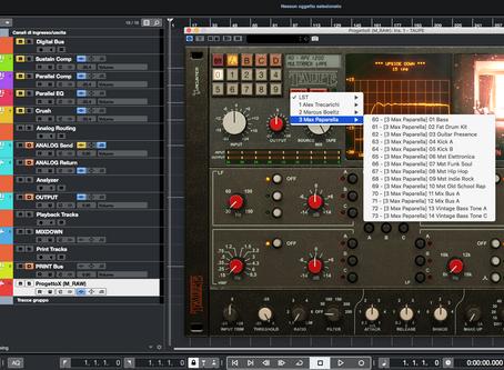 I Preset di Acustica Audio sviluppati da Groove Sound Design